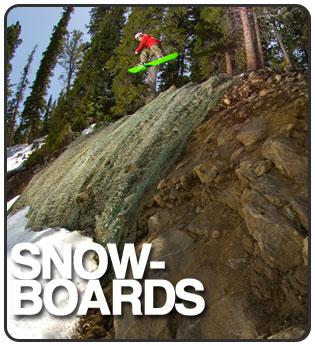 Never Summer Snowboards
