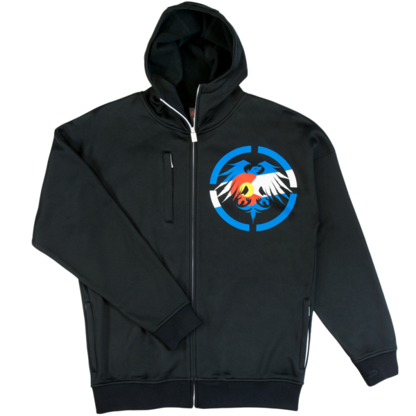 NS Summit 2 Colorado Eagle Tech Zip Hoodie