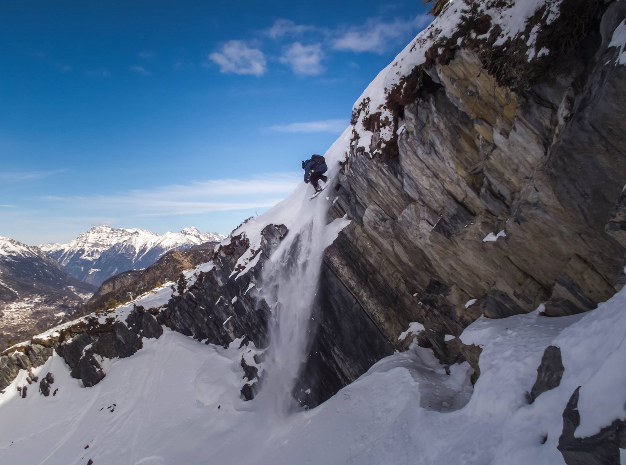 André's January Update from Chamonix