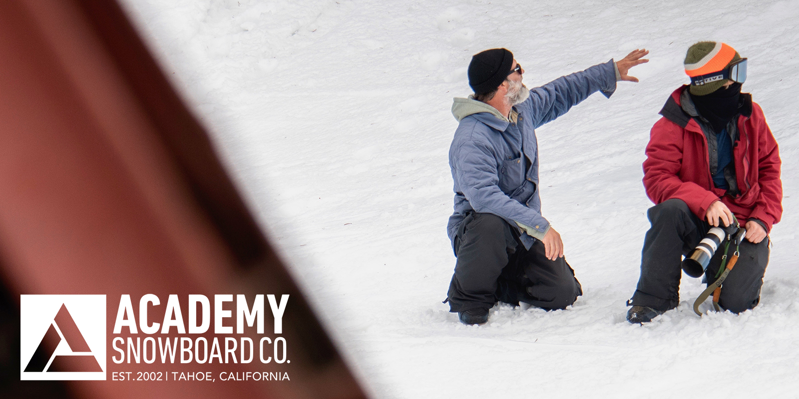 Academy Snowboards – Good People, Great Snowboards